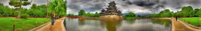 Around Matsumoto Castle