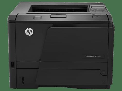 HP LaserJet Pro 400 Printer M401 series drivers