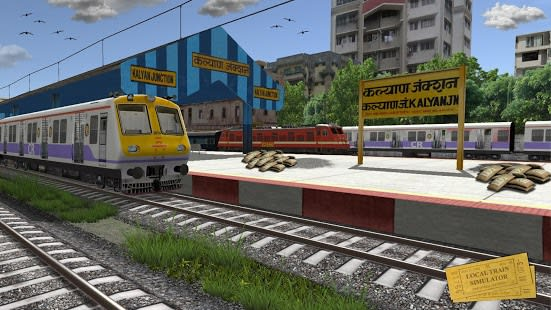 Local Train Simulator: India