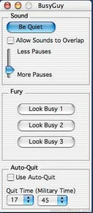 Busy Guy