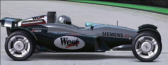 F1 MC Laren