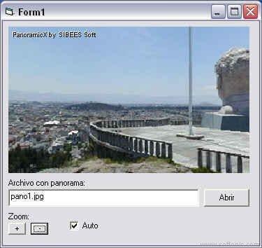 PanoramicX