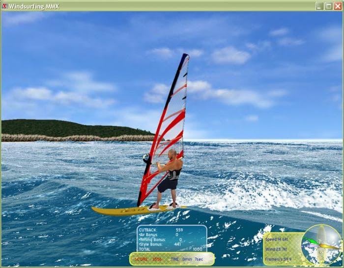 Windsurfing MMX