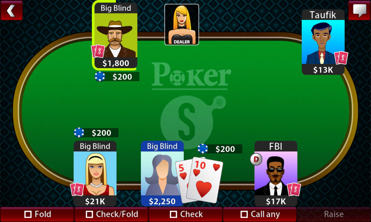 pokerstars poker texas holdem