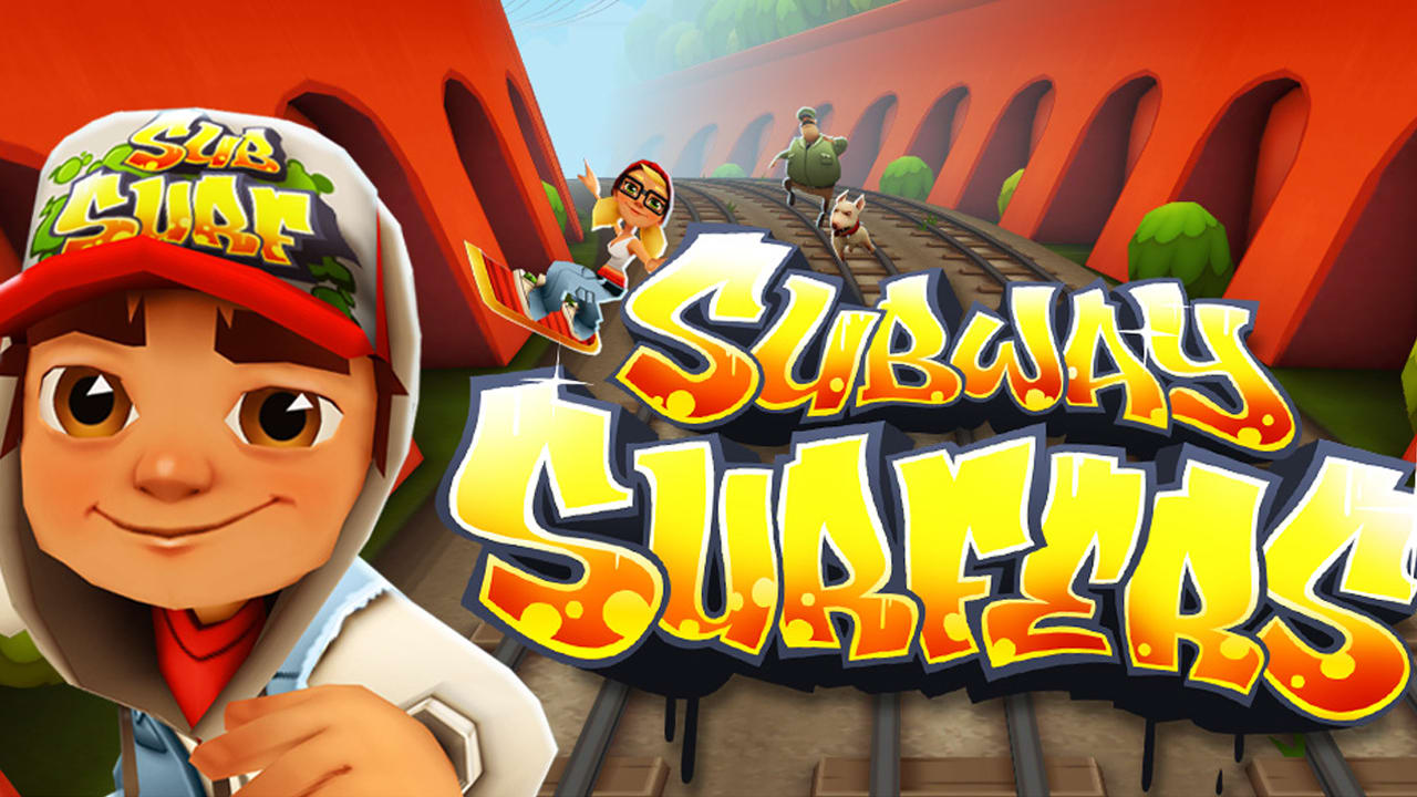 subway surfer game free