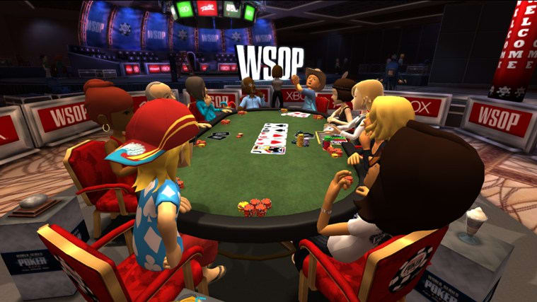WSOP: Full house Pro for Windows 10