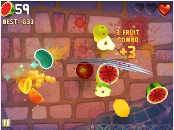 Fruit Ninja: Puss in Boots HD Free