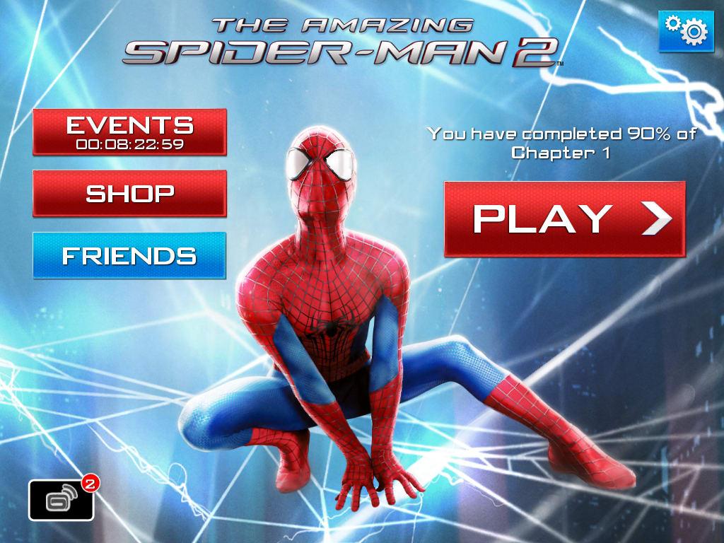 The Amazing Spider-Man 2 para Android - Descargar-1179