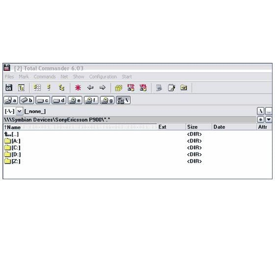 Symbian Filesystem