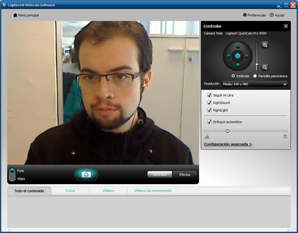 cámara web polaco pecho
