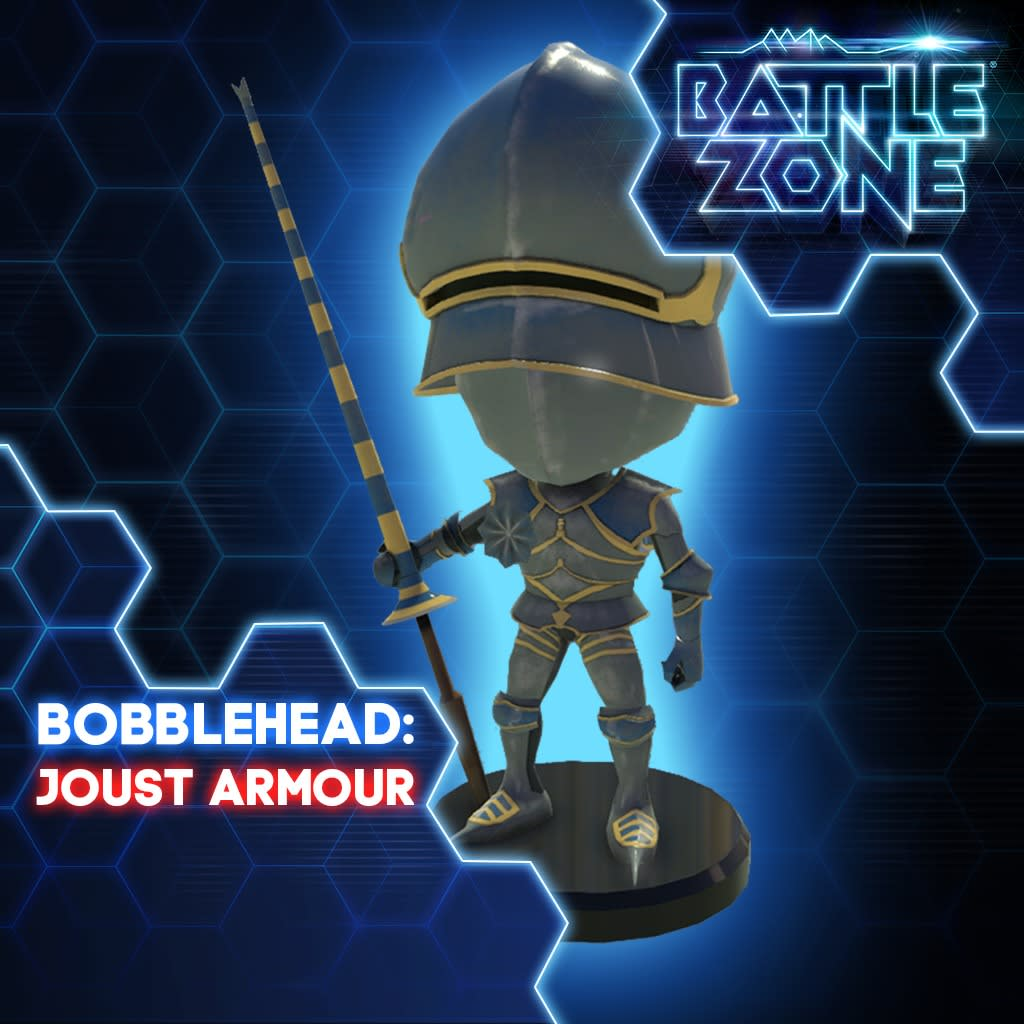 Joust Legend Bobblehead PS VR PS4