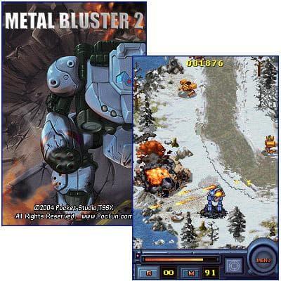 Metal Bluster 2 UIQ