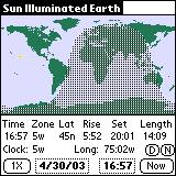 Earth&Sun