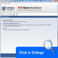PDF Bates Software