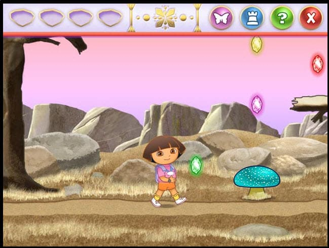 Dora Saves the Crystal Kingdom