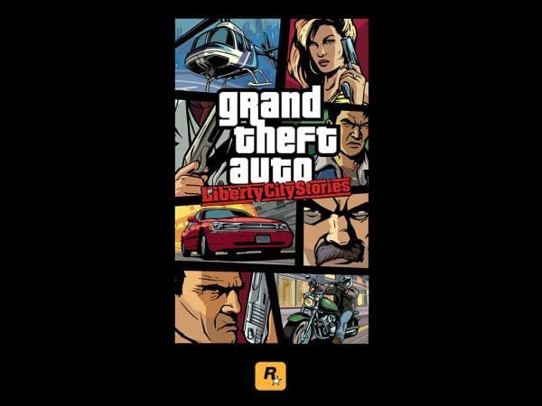 Salvapantallas de GTA Liberty City Stories