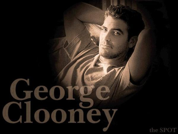 George Clooney Wallpaper