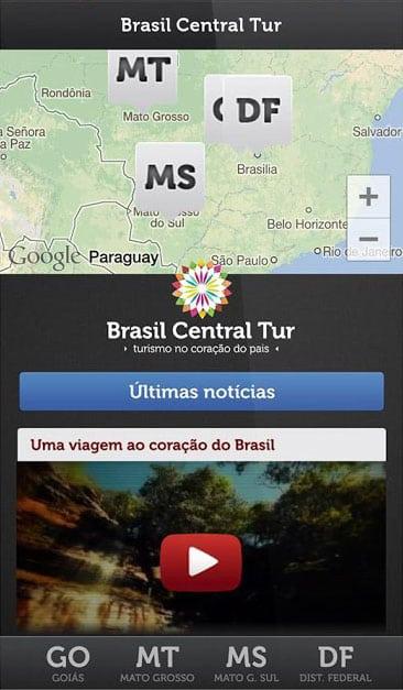 Brasil Central Tur