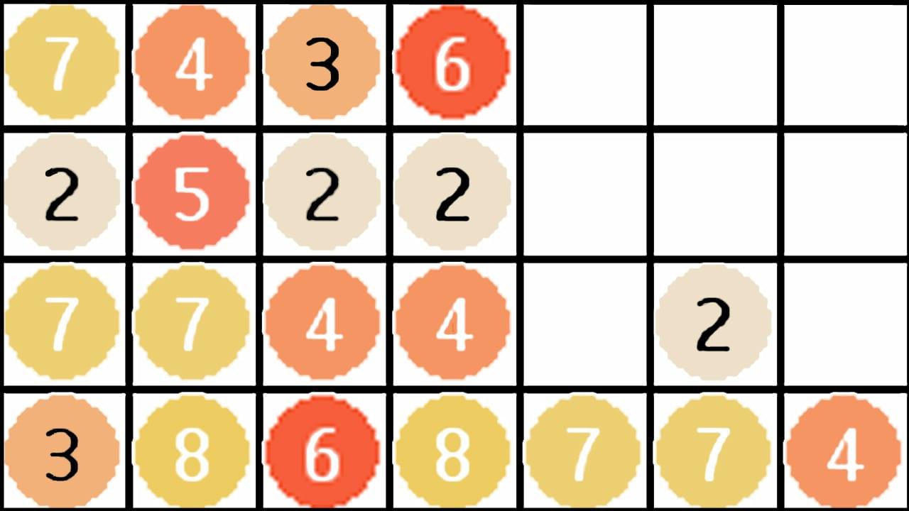 Number Drop