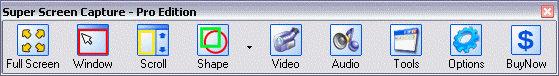 Super Screen Capture