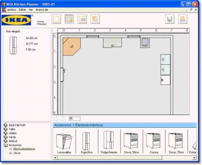 Presupuesto Cocina Ikea | Ikea Home Kitchen Planner Descargar