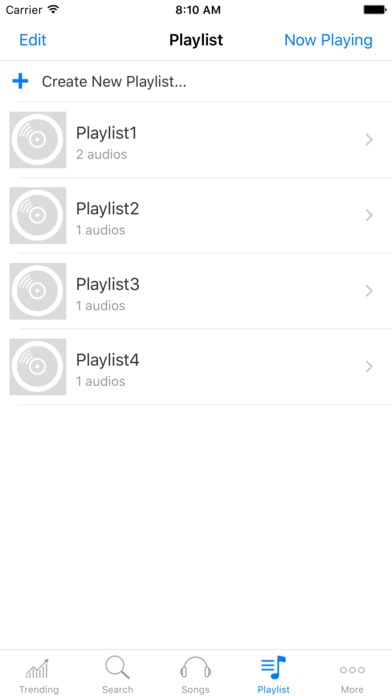 Free Music - Music Play.er and Songs Stream.er