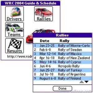WRC 2004