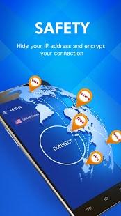 Hi VPN - Free Unlimited Proxy, Fast & Secure VPN