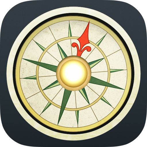 Magic Compass - Pirates Adventure