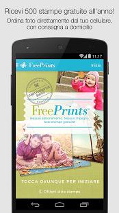 Free Prints - Stampe Gratis