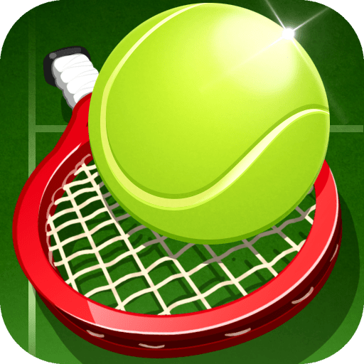 Court Tennis Play Sim