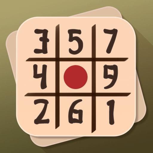 Japanese Classic Sudokku Puzzle