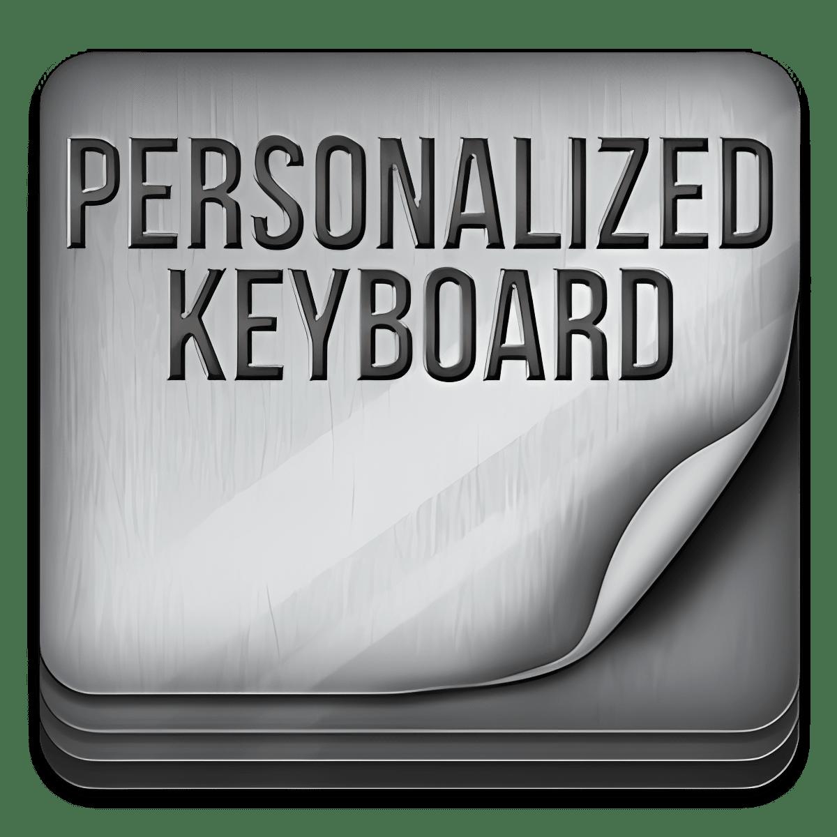 Teclado personalizado 1.1