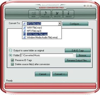 BPS Audio Converter