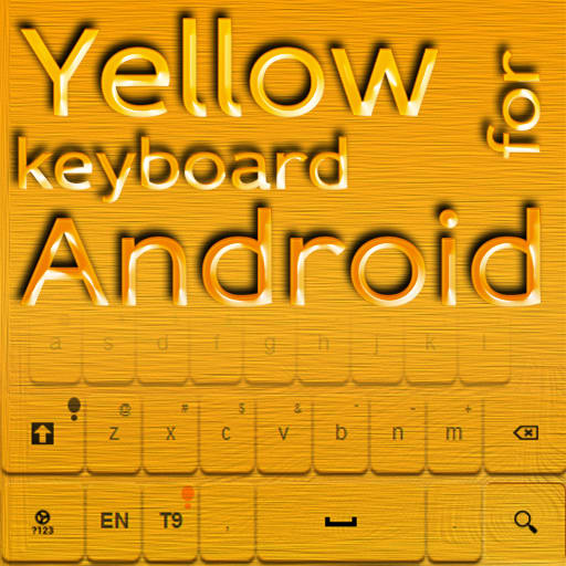Yellow Keyboard for Android