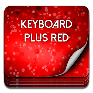 Keyboard Plus Rojo