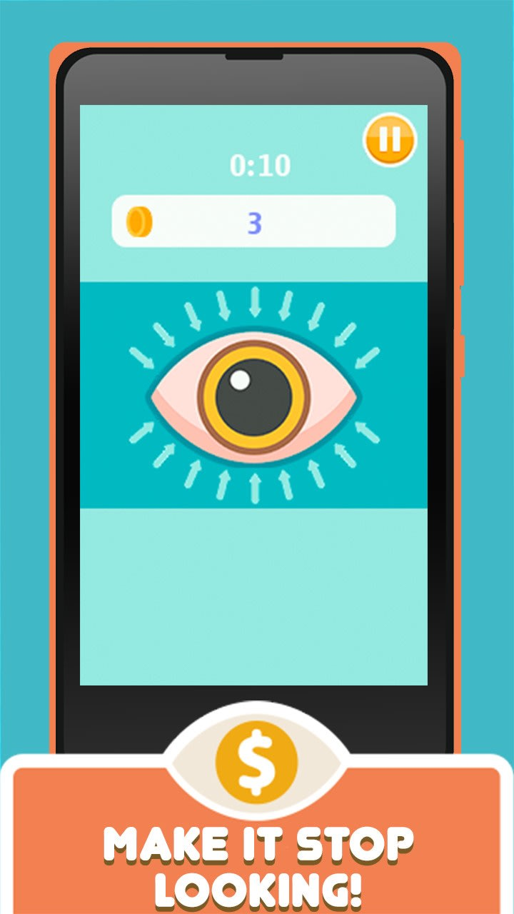 Eye Tapping - Speed Clicker