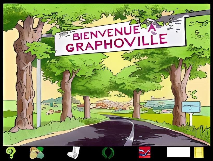 Bienvenue à Graphoville