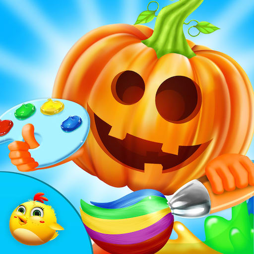 Halloween Paint For Kids