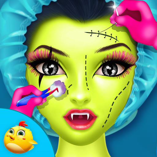 Monster plastic surgery