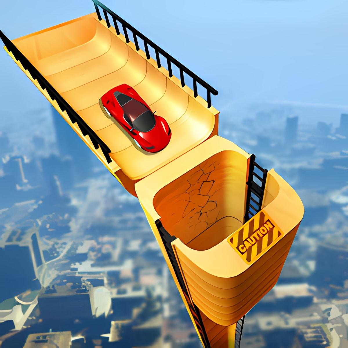 Biggest Mega Ramp Jump Driving Games Unreleased Varies with device