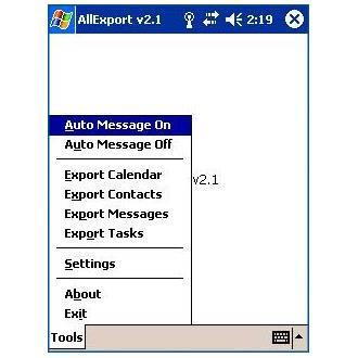 AllExport