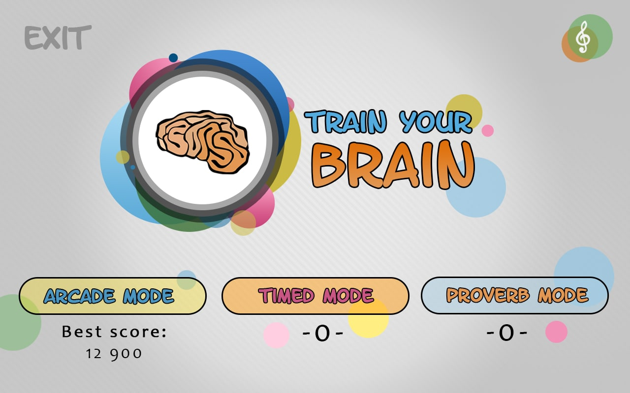 TRAIN YOUR BRAIN FREE