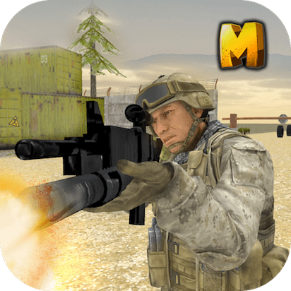 Army Commando Death Shooter 3D