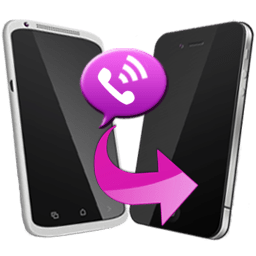 Backuptrans Android Viber to iPhone Transfer