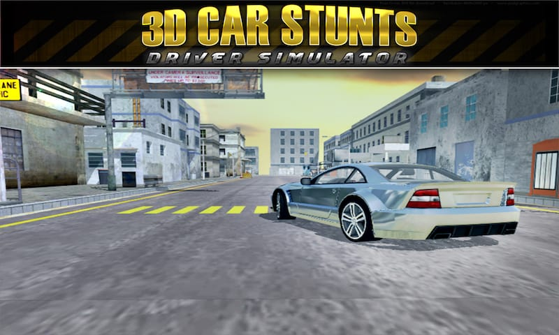Extreme Car Drive Stunts Sim