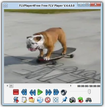 FLVPlayer4Free