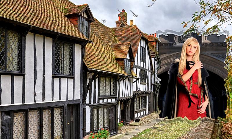 Medieval Photo Editor