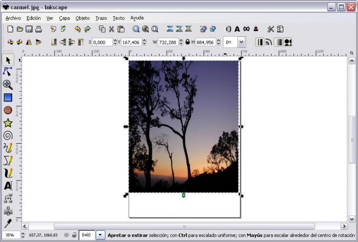 Резултат слика за inkscape program