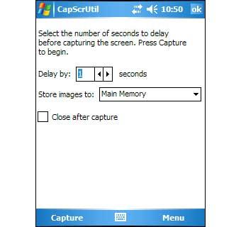Capture Screen Utility